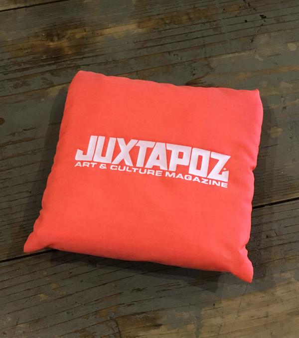 Juxtapoz x Baggu ショッピングバッグ