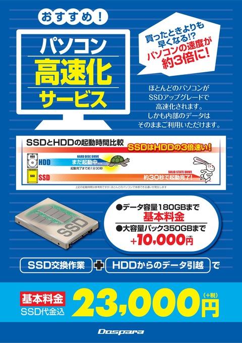 【最新】パソコン高速化A1-171102-修正03