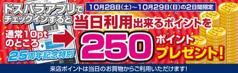 来店pt増額キャン-25周年祭バナー171028-1029