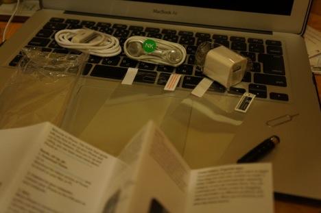 山寨iPhone4S