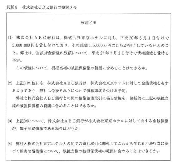 不動産登記 : 司法書士試験の記...