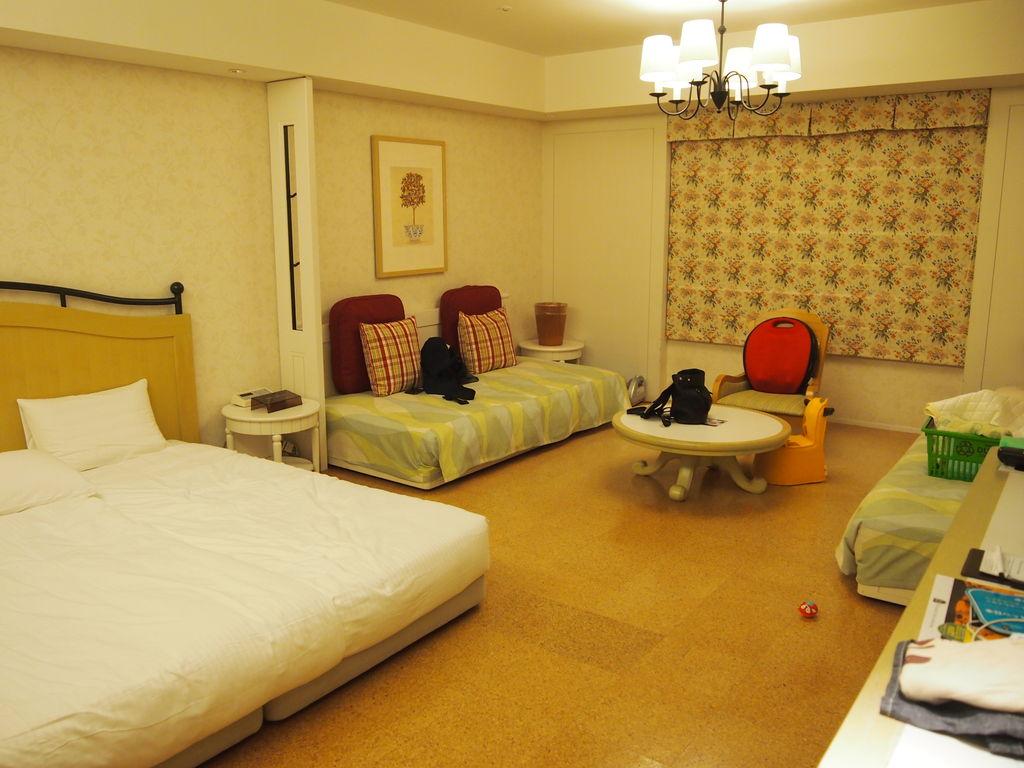 子連れでディズニーランド/シーへ行く時に安くて良いホテルその1