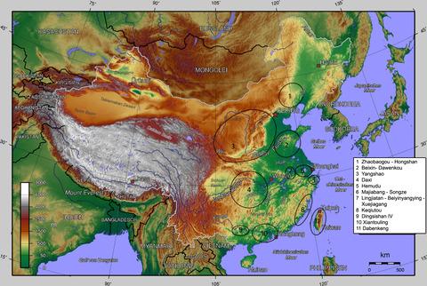 西遼河文明