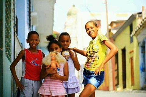 サンチアゴの子ども