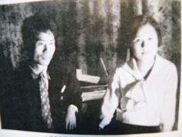 小坂と上野