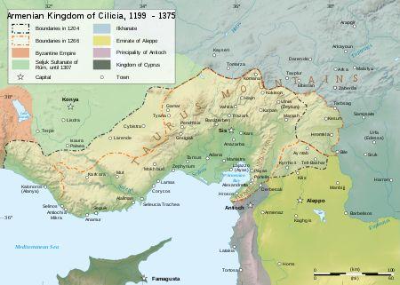 キリキア・アルメニア王国
