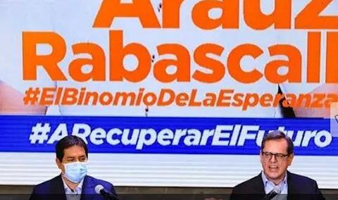 エクアドル大統領候補