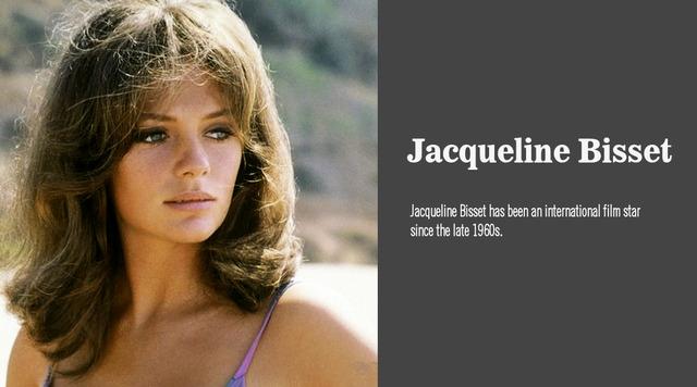 Jacqueline Bisset1960