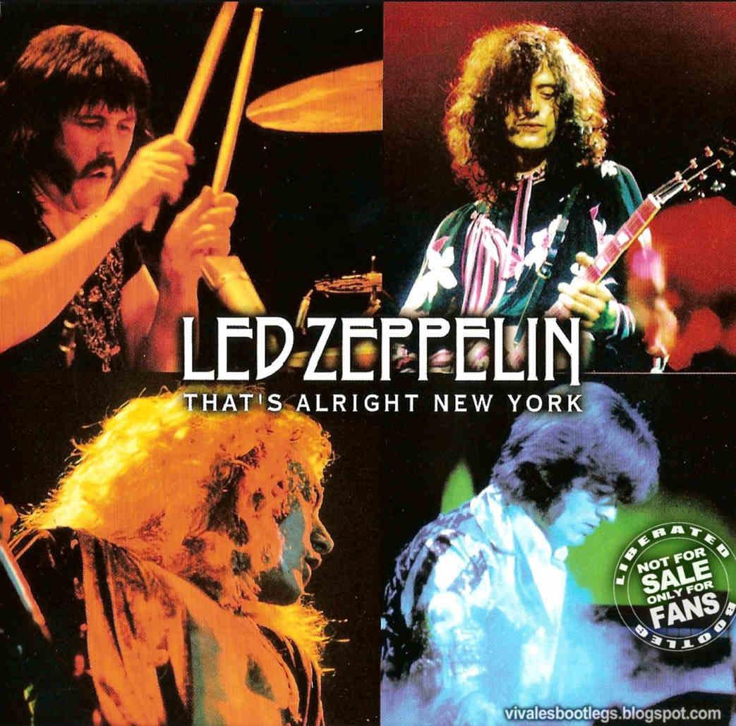 2013年10月 Led Zeppelinを語り倒す、未熟ながら。