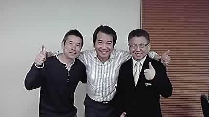 村上信夫氏と水田さん