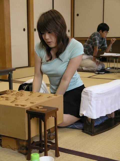 女流棋士のおっぱいについて語ろう Part6 YouTube動画>5本 ->画像>265枚