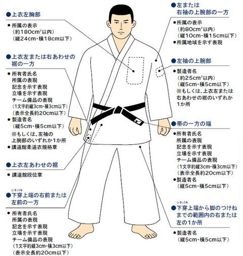 judo-marking