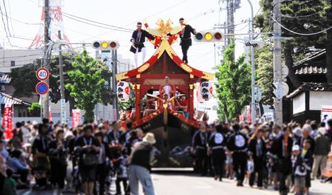 酒田祭り01