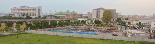 120900_立川地方合同庁舎(仮称)整備事業新築工事現場