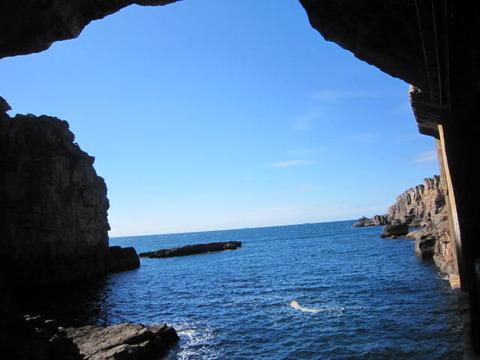 39 三段壁洞窟内 18  IMG_5017
