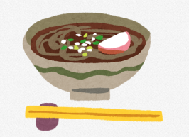 【悲報】お蕎麦さん、うどんに比べてファンが少なすぎる…