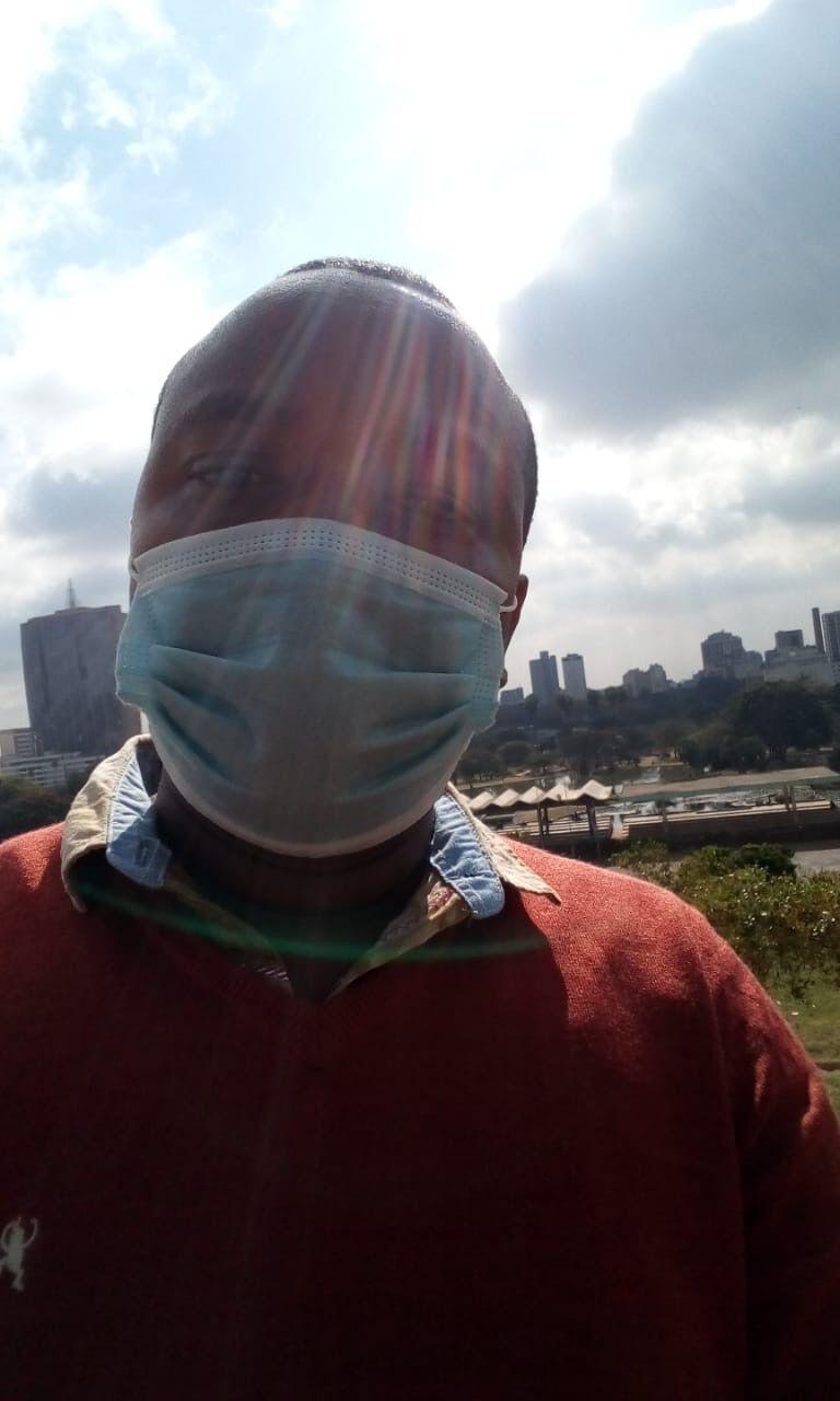 ケニア・ナイロビの現在の様子がこちらです。※マスク着用していなかったら逮捕されて罰金200ドルか禁固6カ月の刑 / カンバ通信:第19回