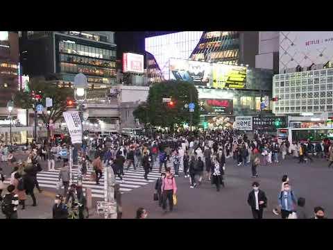 【速報】渋谷 閑散 wwwwwwwwwwwww