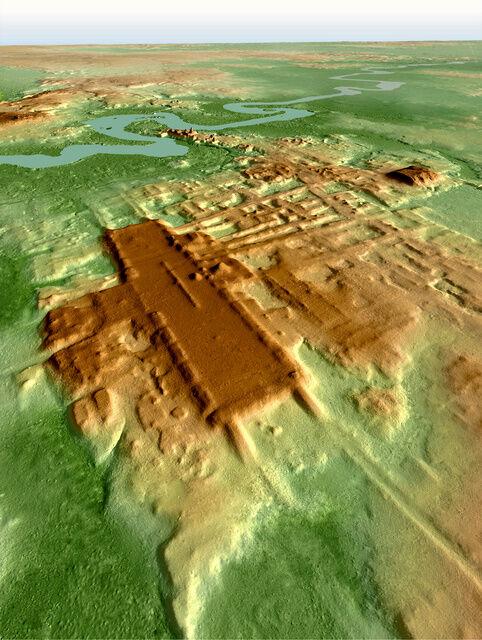 「従来の文明観を覆す発見だ」 古代マヤ文明で最大の建造物見つかる
