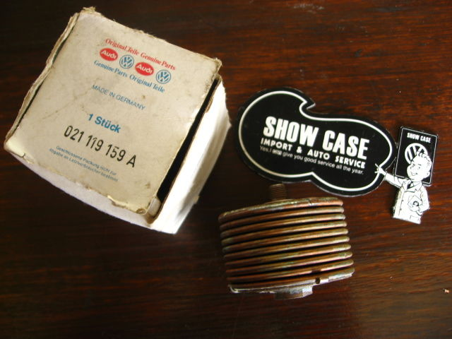 Showcase online garage sale nos german thermostat for vw for Type 4 motor for sale