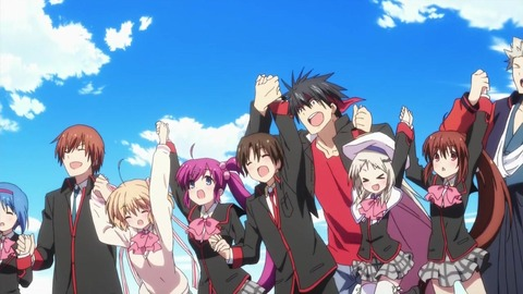 Little Busters! Refrain - 13 074
