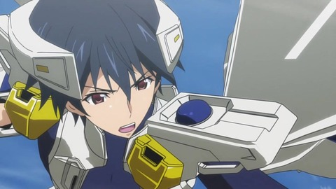 IS Infinite Stratos 2 - 02 011