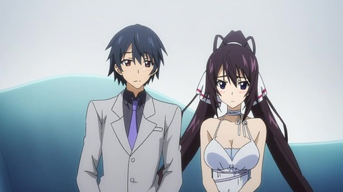 IS Infinite Stratos 2 - 07 115