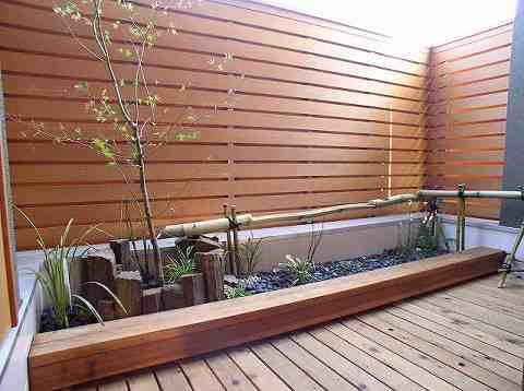 KEHお風呂の坪庭