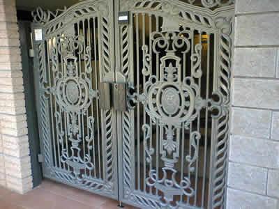 高級鋳物門扉ラファール