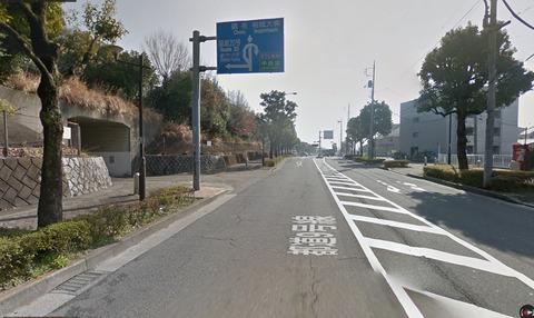 b02b-通りを左折