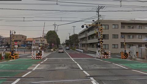 b03-京王線を横断