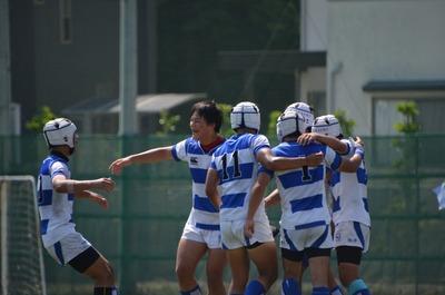 第6回全国高等学校7人制ラグビー大会静岡県大会