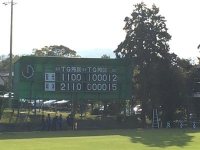第97回 全国高校ラグビー静岡県大会 決勝 結果