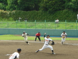 ヴィーナスリーグ・08春決勝・尚美坂本投手