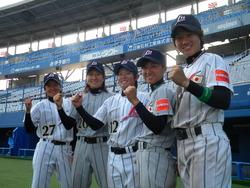 0721〜22・松山合宿・プロ五名