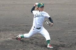 トラスト・太田投手