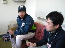 山田哲人インタビュー
