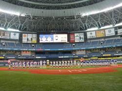 女子プロ野球開幕2012