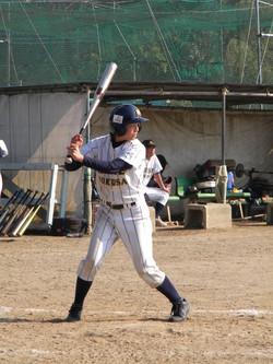平成国際大学・坪内選手