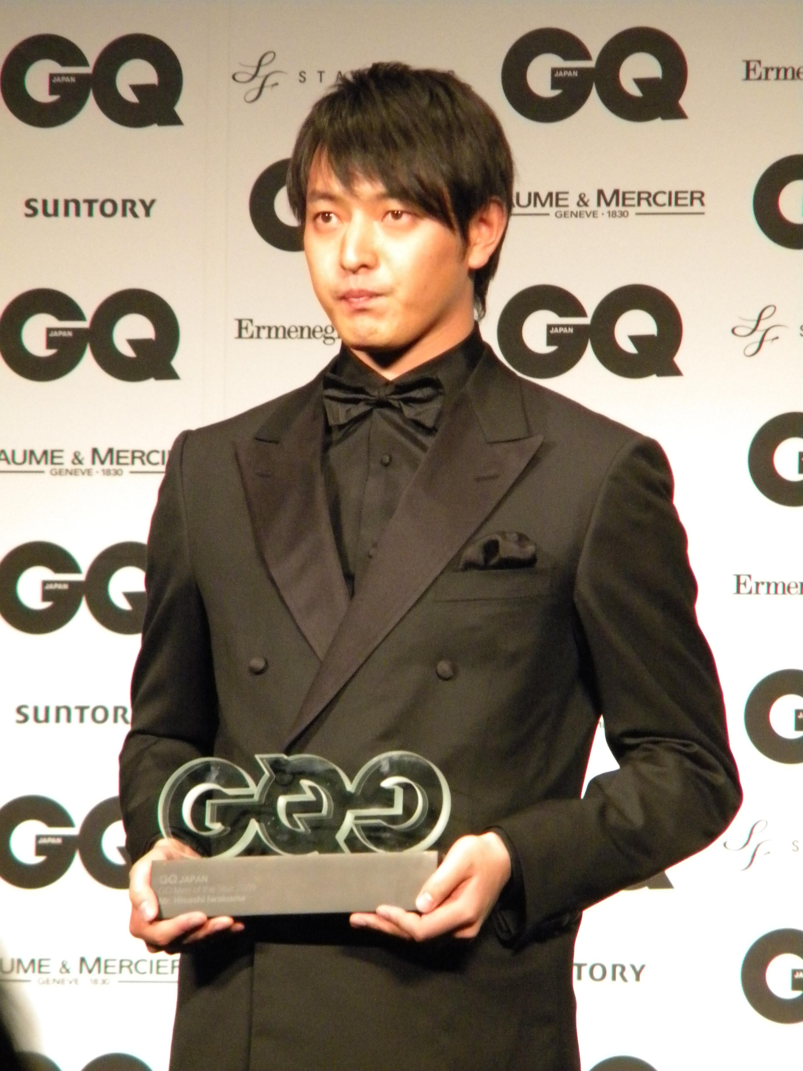 岩隈久志 2009年12月16日