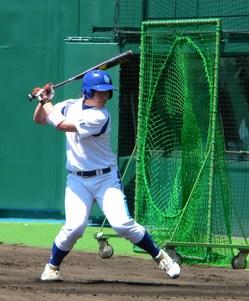 兵庫・岩谷選手