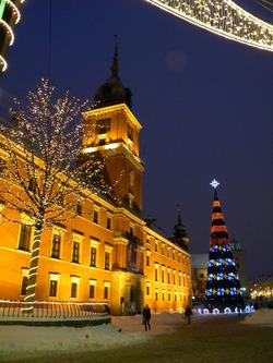 旧市街夜景