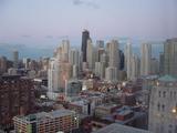 シカゴの摩天楼!