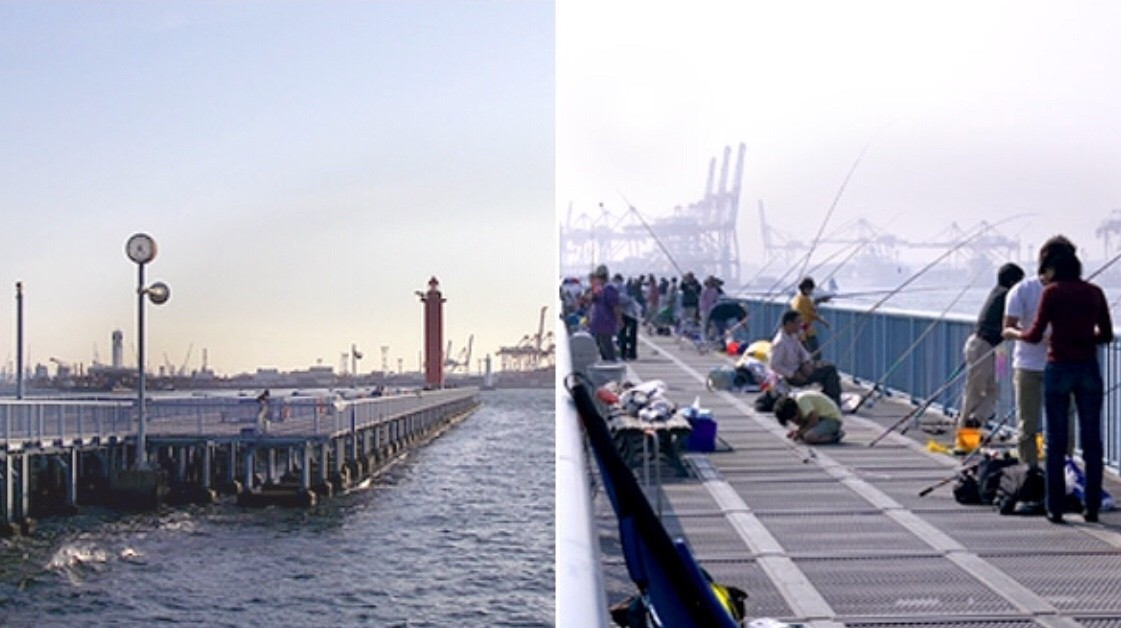 大黒 海 釣り 公園