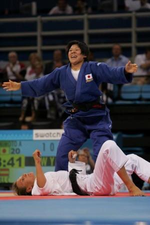 2004年アテネオリンピックの柔道競技 - Judo at the 2004 Summer ...