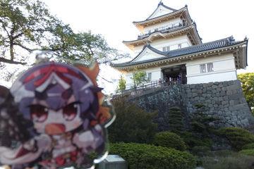 小田原城だぜー!
