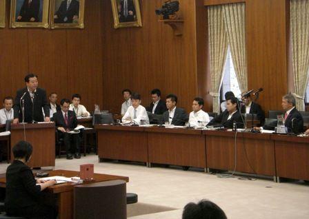 財務金融委員会2