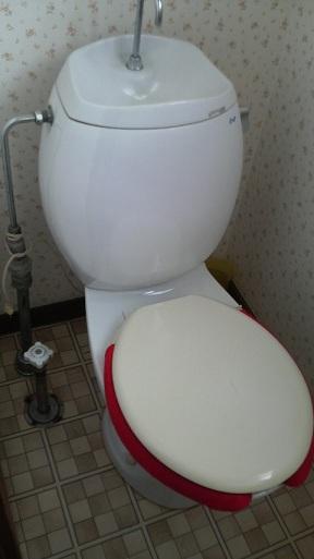 トイレ(現状)