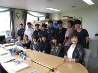 震災ボランティアツアー参加学生 002