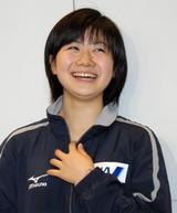 卓球 福原選手が早大入学試験に合格